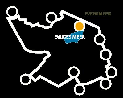 Eversmeer Karte